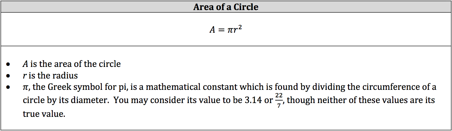 area-of-a-circle