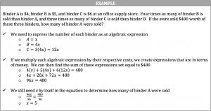 balancing equations example