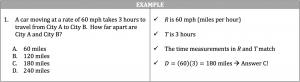 distance formula example