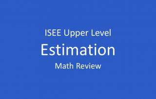 isee-estimation