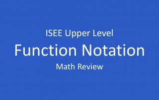 isee-function-notation