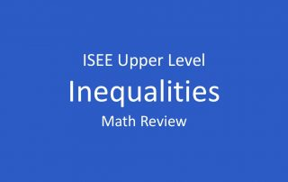 isee-inequalities