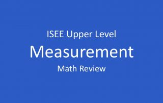 isee-units-of-measurement