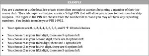 permutations example