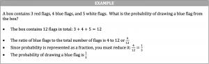 probability example
