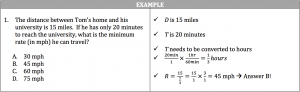 rate formula example