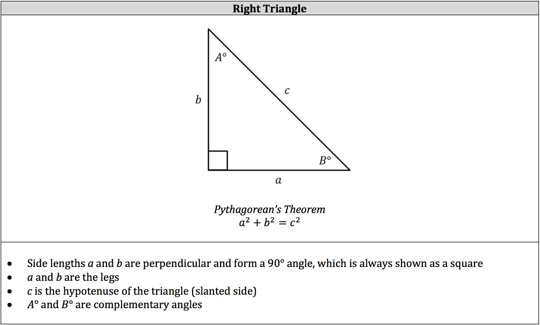 right-triangle