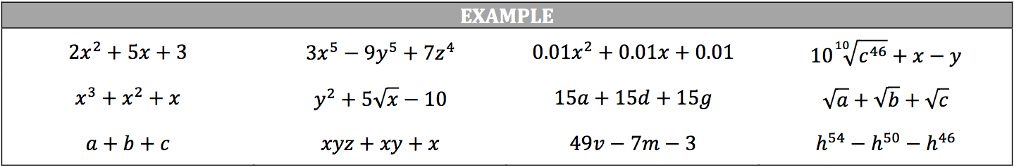 trinomial-example