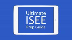 ultimate isee upper leve prep guide