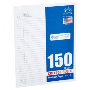 norcom-college-rule-filler-paper