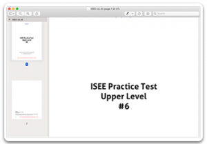 printable tests pdf paper formatted