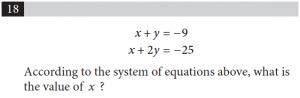 sat 1 math nc q19