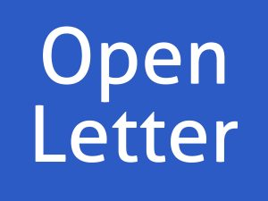 ERB Test Innovators Open Letter