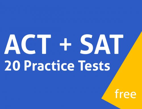 Free ACT and SAT Practice Tests