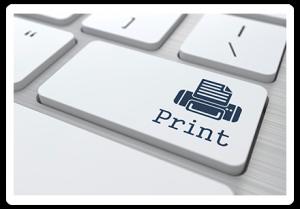 print test frame