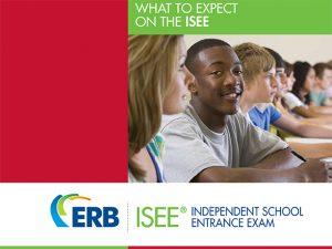 ERB ISREE Practice Tests