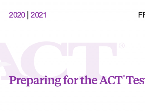 Free ACT Official Practice Test PDFs and Answer Explanations
