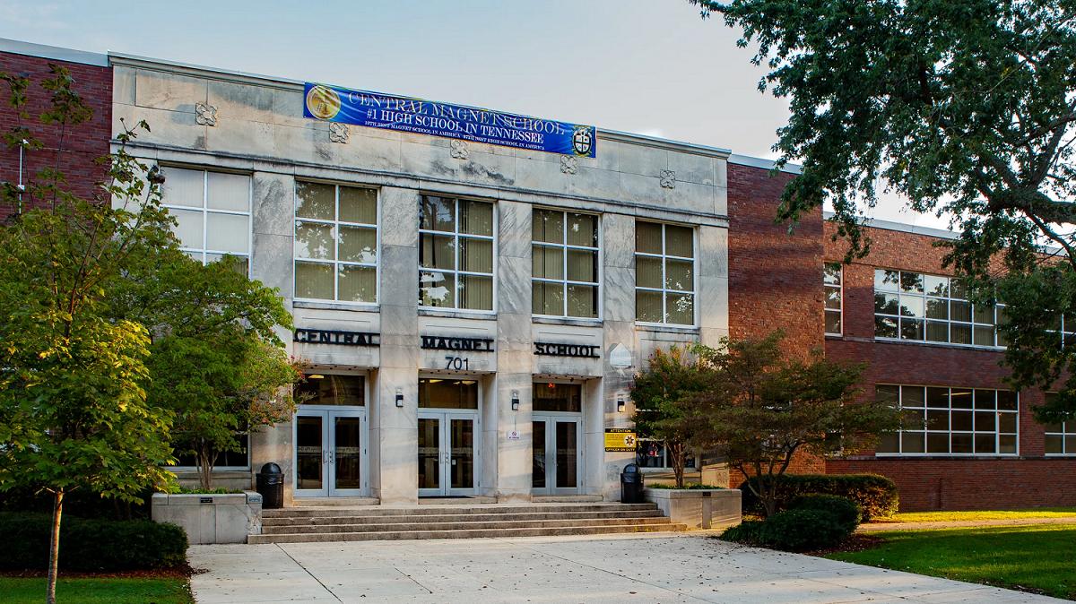 central magnet school TN