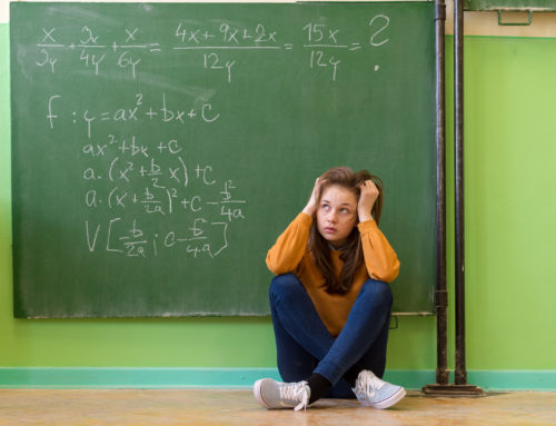 5 Strategies for Overcoming Math Anxiety